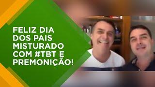 FELIZ DIA DOS PAIS MISTURADO COM #TBT E PREMONIÇÃO!