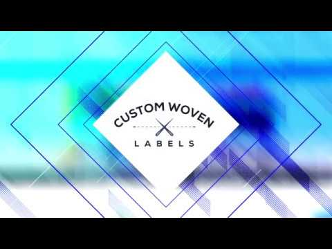 Custom Clothing Labels & Custom Woven Labels