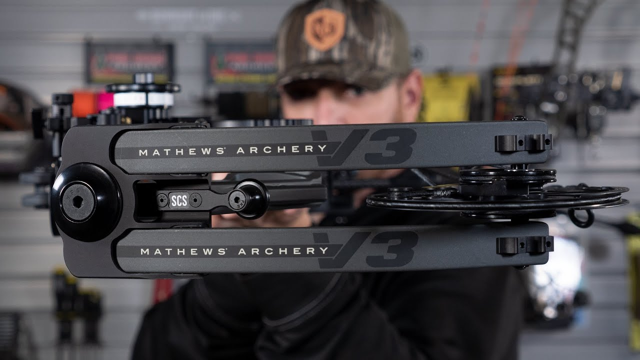 Download NEW 2021 Mathews V3 Bow Review