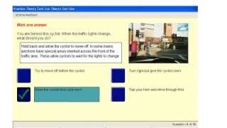 """""""UK Car Theory Test 50 Questions & Answers"""""""