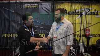 ICAST 2015 - Manley Rods