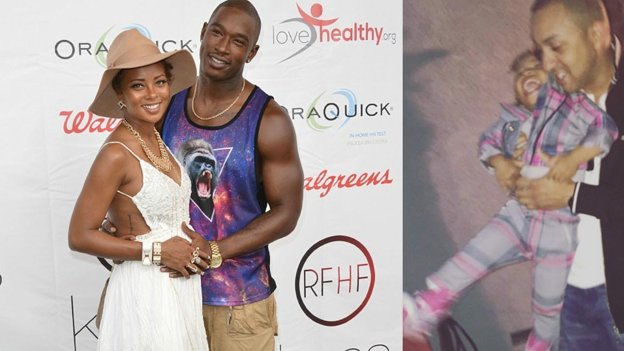 Eva Marcille Baby Father ERASE THEIR CHILD FROM HIS LIFE