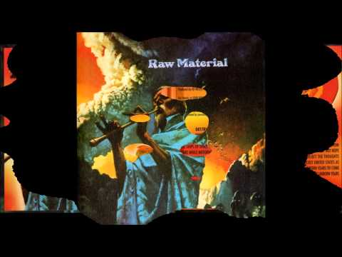 RAW MATERIAL  --  Raw Material  --  1970