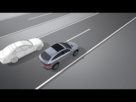 Gle coup blind spot assist mercedes benz original for Mercedes benz assist