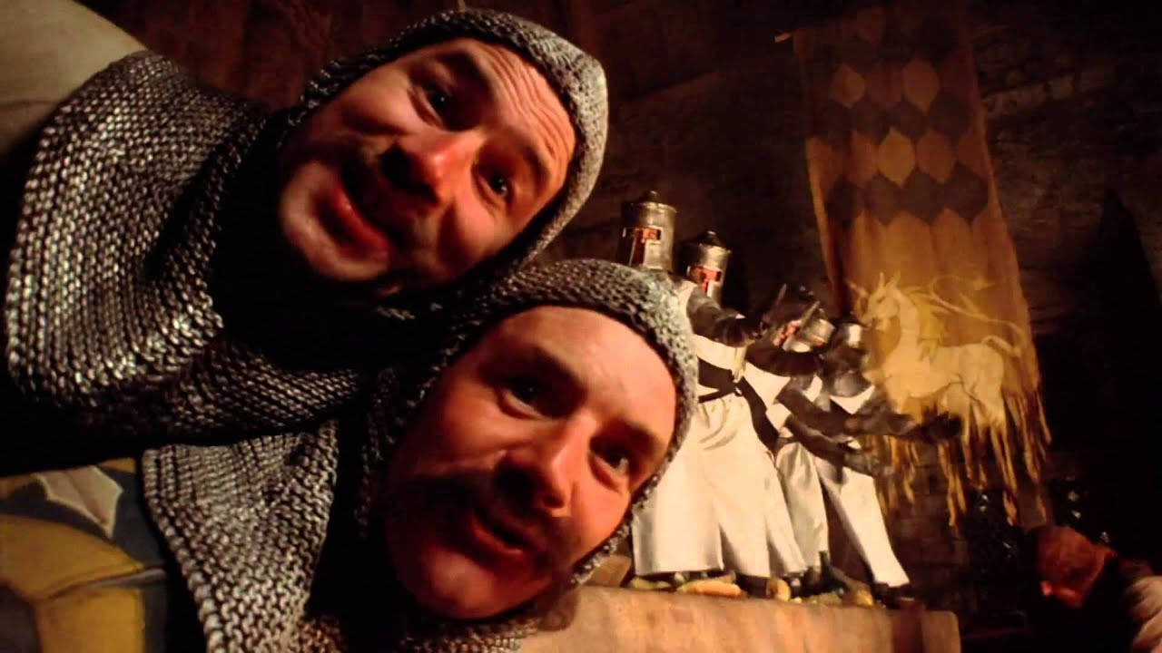 Tis a Silly Film: Monty Python and the Holy Grail at 40