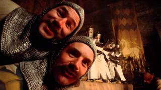 Sing along with the Knights of the Round Table and Monty Python by ...