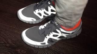 видео Кроссовки для беговой дорожки (тренажера) — как выбрать?