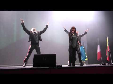 Ruslana - The Same Star | Eurovision Gala Night Luxembourg, 31.10.2015