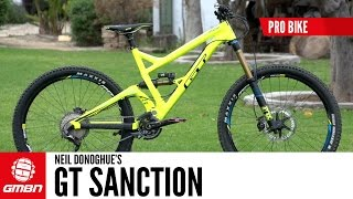 Neil Donoghue's GT Sanction | GMBN Presenter Bikes