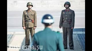 Северная и Южная Корея начали сносить пограничные посты