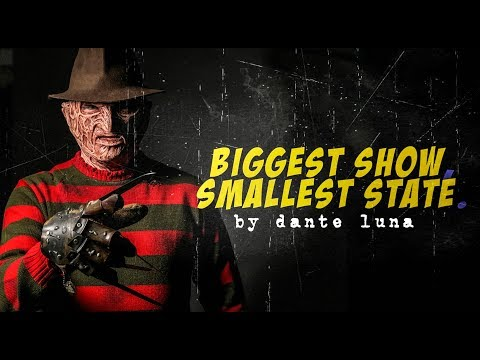 """Biggest show, Smallest state"" documentary (Rhode Island Comic Con)"