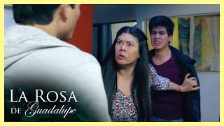 La Rosa de Guadalupe: Dago descubre que su hermano intentó abusar de Magali    Un toque de esperanza
