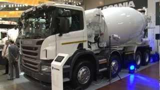 Scania на выставке СТТ 2012