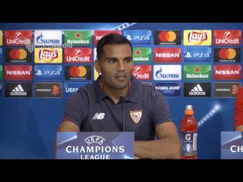 GABRIEL MERCADO 21/08/17 SEVILLA FC