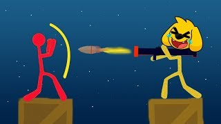 ¡SI TE RÍES PIERDES NIVEL STICK FIGHT 3! 😂🏆 MIKECRACK STICK FIGHT #3