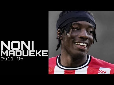 Noni Madueke | Goals & Skills PSV 2020/2021 ▶ Travis Scott - Pull Up