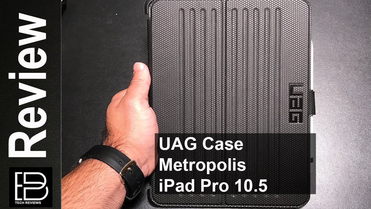 New Metropolis Case For Ipad Pro 10 5 Inch 2017 Youtube