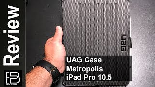 NEW METROPOLIS CASE FOR IPAD PRO 10.5-INCH (2017)