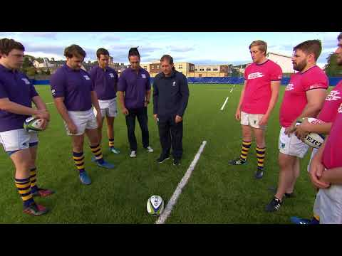 EXPLAINED: New rugby law trials with Alain Rolland