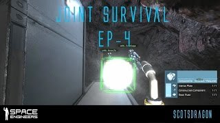 EP4 Space Engineers, Joint Survival (Look into the light)