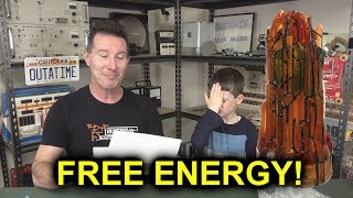 EEVblog #1227 - The Free Energy Community RESPONDS!