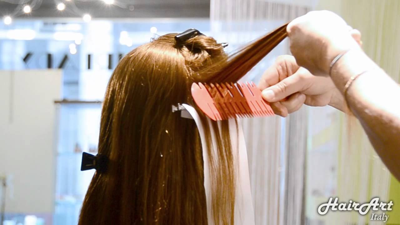 Hair Highlighting Comb Hairs Picture Gallery