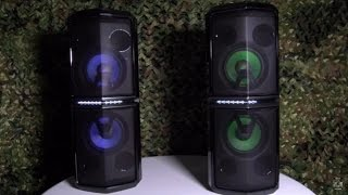 LG FH6 LED Party Speakers – THE NEW KING!