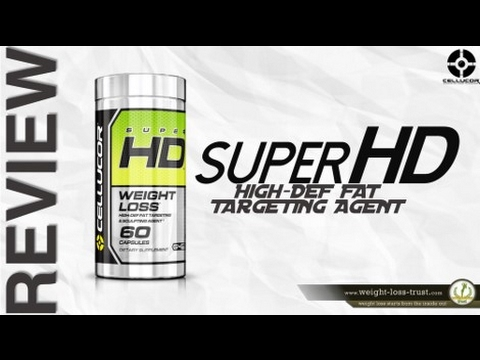 Cellucor Super Hd Thermogenic Fat Burner Supplement Reviews