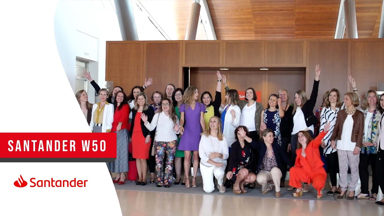 - BECAS - Santander W50: The Next Generation of Leading Women