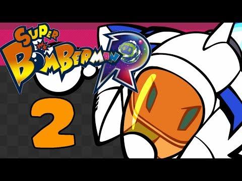 Let's Play Super Bomberman R Online Part 2 : Ich war zu schnell
