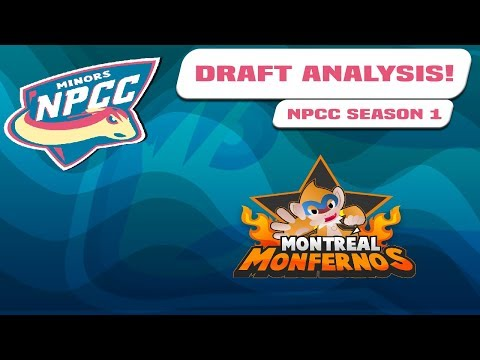 "NPCC Montréal Monfernos draft recap ""A Team Full of Friends"""