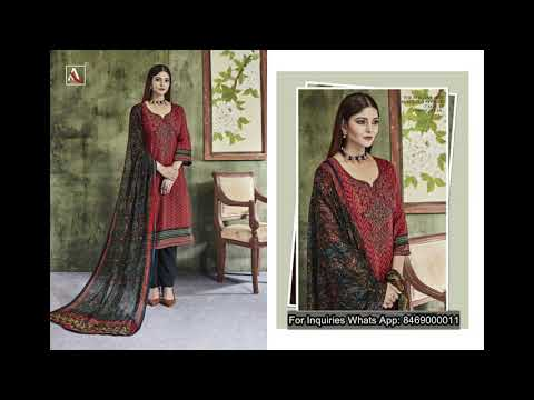 Sparsh Designer Suits || Alok Suit || Salwar Kamzeez || Salwar Suit Designs