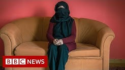 Female judges fleeing Afghanistan and criminals they imprisoned - BBC News