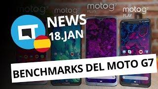 Galaxy S10 Plus con Snapdragon 855; Benchmarks del Moto G7 y + [Ct News]