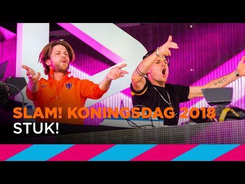 STUK! (DJ-set) | SLAM! Koningsdag 2018