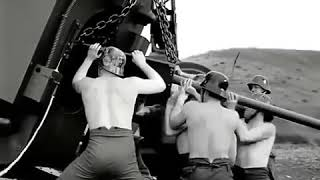 Charlie Chaplin in army funny comedy video