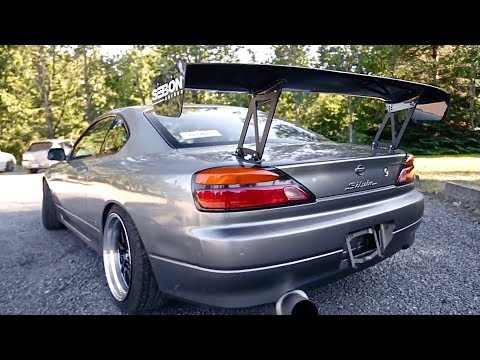 Nissan Silvia S15 Spec-R   Was This the End of Nissan's Golden Age?!