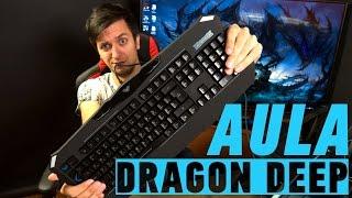Aula Dragon Deep: китайский дракон