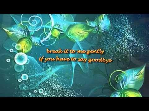Break It to Me Gently by Angela Bofill