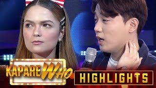Stephen sulks in jealousy after Ryan dances with Tigas Abelgas  It39s Showtime KapareWho