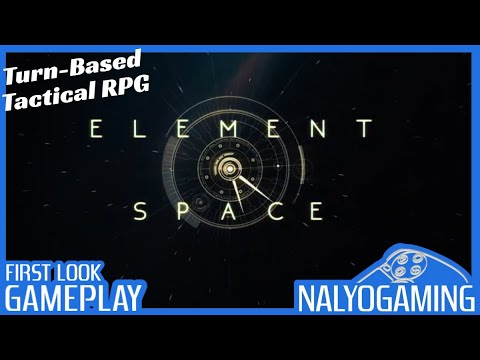 ELEMENT SPACE, PS4 Gameplay First Look