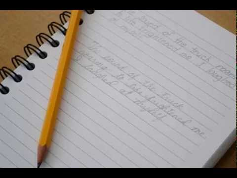 La mejor escritura adolescente de 2008