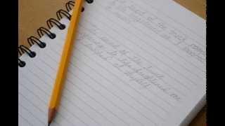 Como escribir correctamente y mejorar tu letra en solo 5 pasos