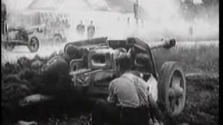 Wehrmacht anti tank guns - PaK 36, Pak 38, Pak 40