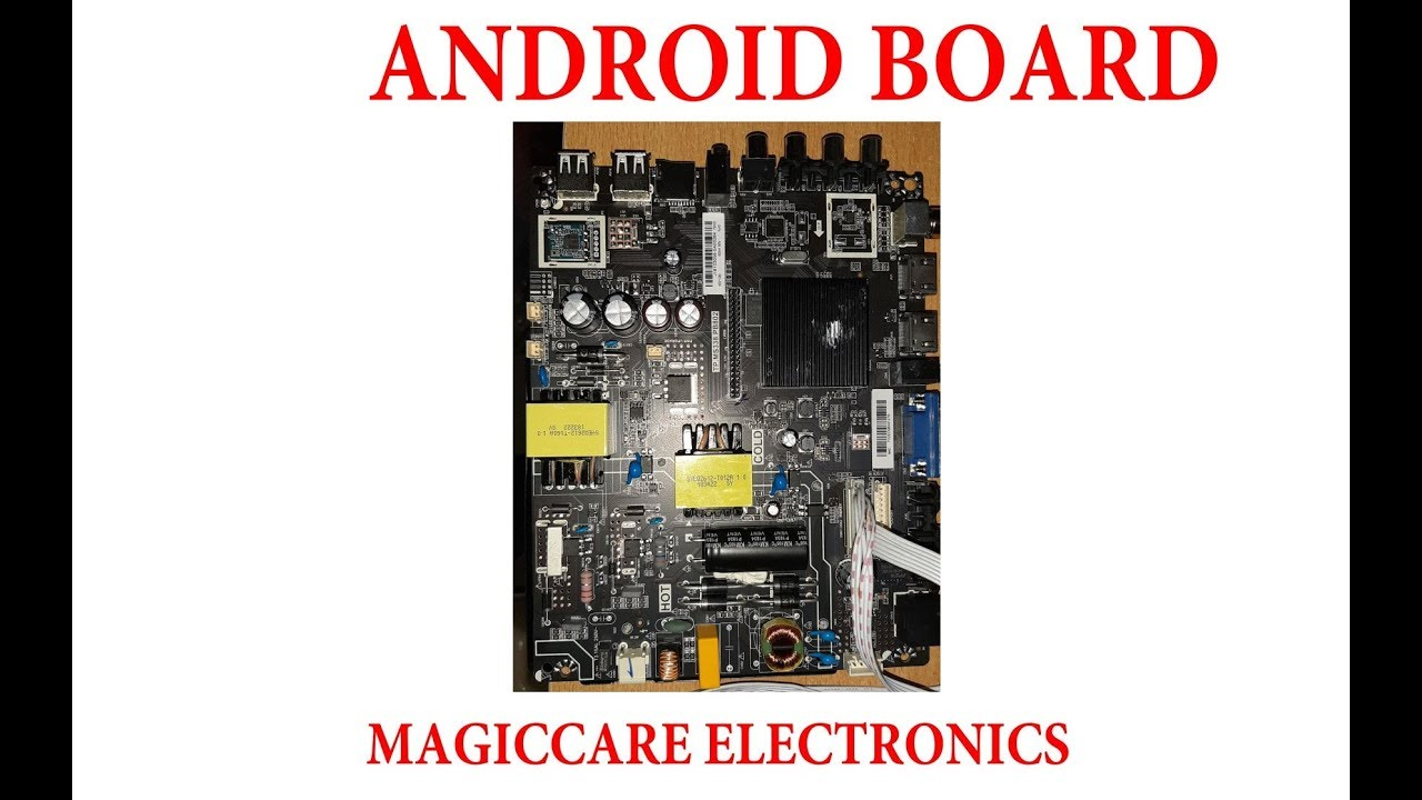 MS 338- 802 ANDROID BOARD PROGRAMMING METHOD BY BOOTABLE PEN DRIVE