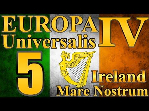 "Europa Universalis 4 Ireland ""What Caribbean?!"" EP:5 [Mare Nostrum]"