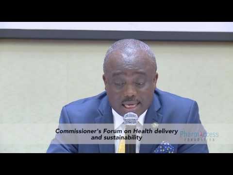 Commissioners' Forum on Health Delivery and Sustainability (Part 1)