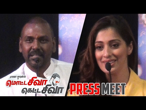 """""""Will Get Angry When You Touch My Dharmam""""- Raghava Lawrence 