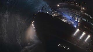 Poseidon capsizing