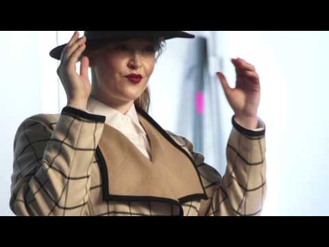 DARE Magazine - Behind The Scenes with Hudson's Bay